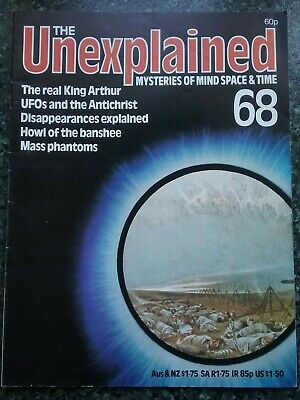 The UNEXPLAINED MAGAZINE No 68