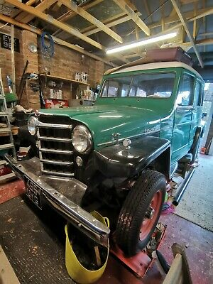 1952 willy's jeep Station wagon