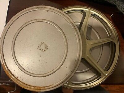 Empty 16mm Film Reel