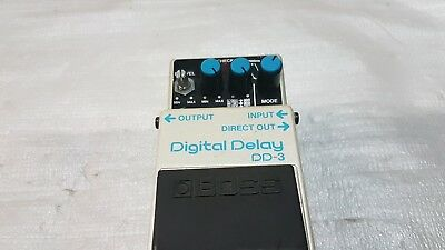 Boss Digital Delay Dd 3