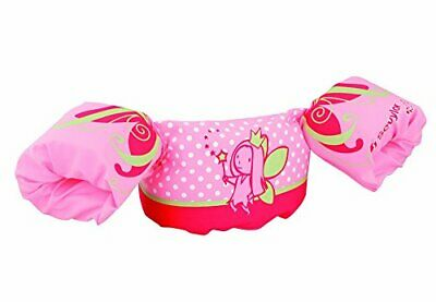 SEVYLOR Schwimmlernhilfe Puddle Jumper Deluxe - (Talla única|Pink Fairy)