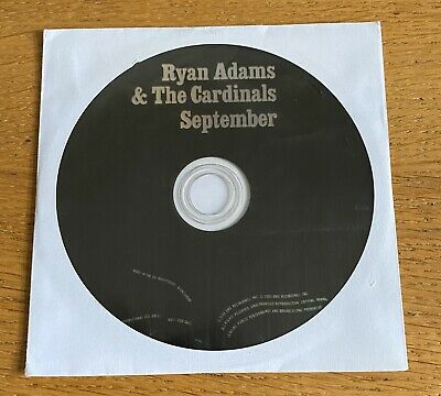 Ryan Adams & The Cardinals - September Promo DVD (2005) / A Kiss Before I Go