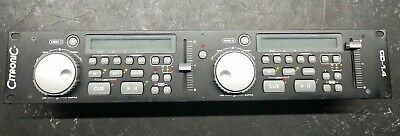 Citronic CD-1.4 (dual CD deck)