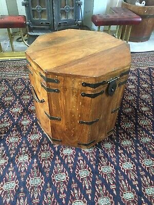 Wooden Chest/coffee Table