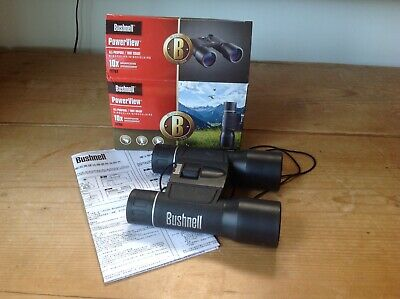 Binoculars  BUSHNELL Powerview. 10x32