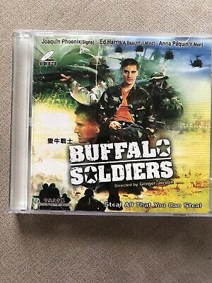 Buffalo Soldiers Video CD VCD