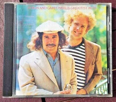 Simon And Garfunkel's Greatest Hits ~ Genuine & Complete Cd Album Vgc Best Of Cd