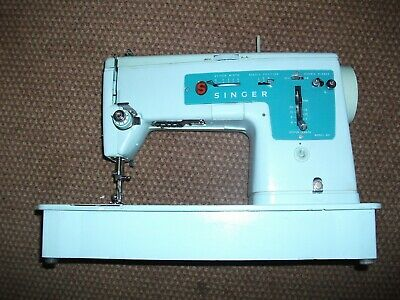 Singer 347 1960'S Electric Sewing Machine