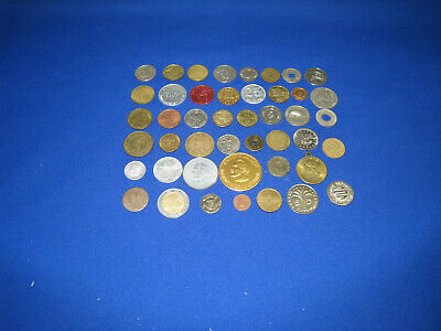 Collection of Tokens - All Different - Lot # 2