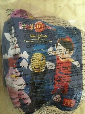 McDonalds Happy Meal Toys Classics Collection 2003