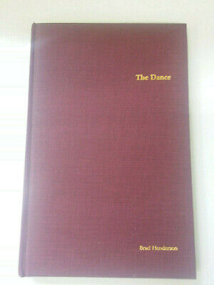 The Dance Limited 1st edition Henderson Magic Book Mentalism Mind Cold Reading