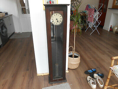 pulsynetic Synchronome gents Master slave Wall Clock