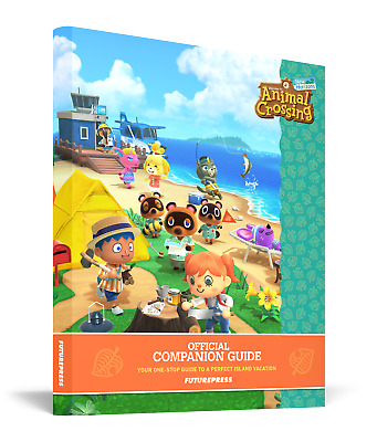 Animal Crossing: New Horizons - Official Companion Guide - PRE ORDER - 6TH JUNE!