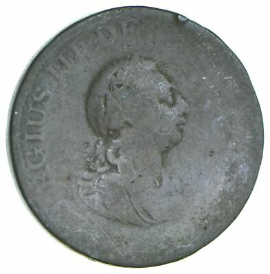 Better Date - 1799 Great Britain 1/2 Penny *198