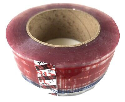 1x Roll USPS Mail Priority Mail Label Clear Shipping Tape 373 Label NEW