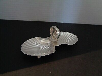 Tiffany & Co Sterling Silver Dolphin Candy Dish Ring Tray