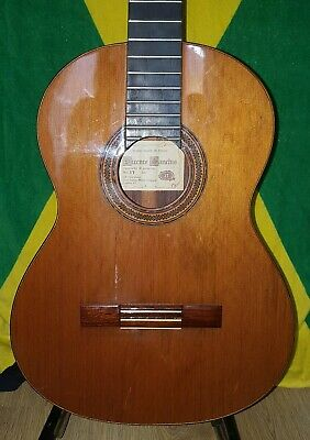 🇪🇸Spanish  Project Vicente Sanchis Classical Guitar For Repair Nice Woods 🇪🇸