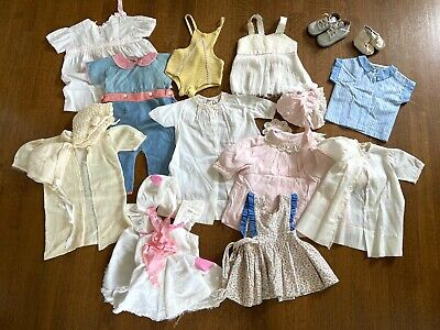 Lot of Vintage Children's Clothing from 1940s and 1950s