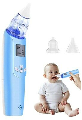 Watolt Baby Nasal Aspirator - Electric Nose Suction Automatic Booger Sucker, New