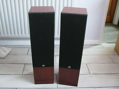 Monitor Audio MA14 Gold Mk2 Floorstanding Speakers with original boxes & spikes