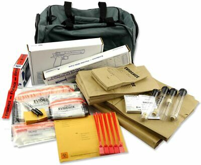 Evidence Packaging Kit Crime Scene CSI-PK-KIT