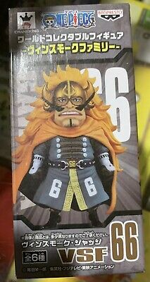 One Piece World Collectable Figure WCF VSF66 Vinsmoke Judge