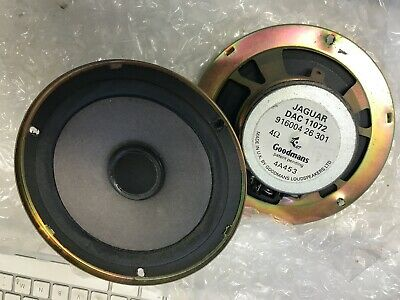 Jaguar XJS Speakers Pair - DAC11072 - P65 - BG16