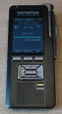 Olympus Digital Voice Recorder Dictaphone DS-7000 in super condition + USB cable