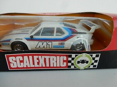 Scalextric / Exin BMW M1 4063/4061 Mint Boxed Spanish