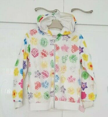 Girls Aged 12 Summer Zip Jacket With Hood