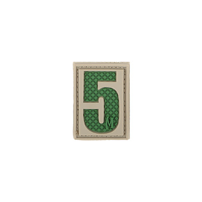 Number 5 Patch - Foliage