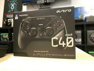 BRAND NEW Astro Gaming C40 TR Wireless Controller for PlayStation 4/PC (Sealed)