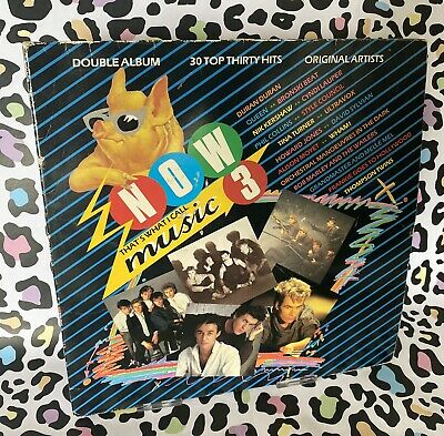 Now That's What I Call Music! 3 (1984) (2x LP)