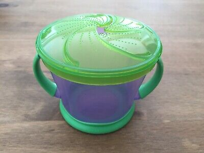 Munchkin Snack Catcher Pot Container