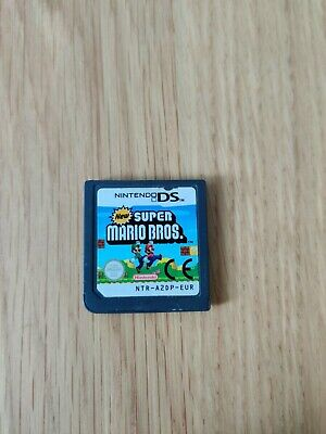 New Super Mario Bros. (Nintendo DS, 2006) ***Cartridge only ***