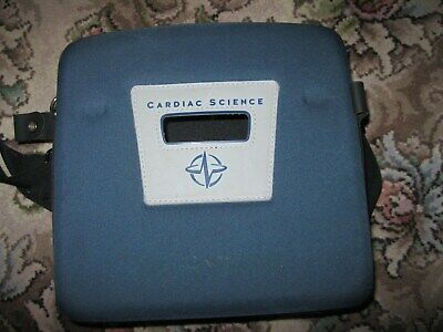 Cardiac Science g3 carry case