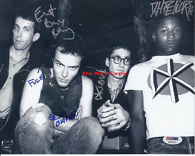 Dead Kennedys band Autographed Signed 8x10 RP photo