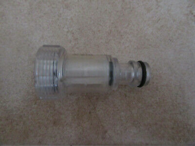 Black & Decker PW1500 PW1550TD Pressure Washer filter main inlet