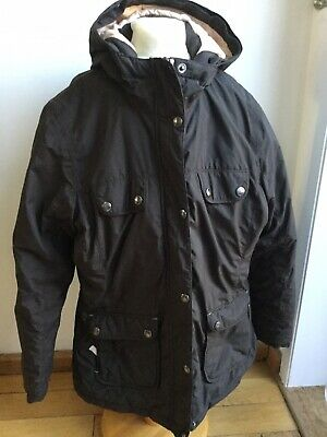 Lands End Kids 80% Down and 20% Feather Coat Age 9 To 10 Years Grow-a-longs
