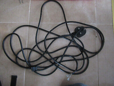 Black & Decker PW1500 PW1550TD Pressure Washer Mains lead