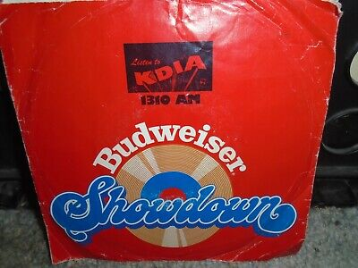 """Together - Do You Want To Go Home With Me BUDWEISER SHOWDOWN 7"""" VG+"""
