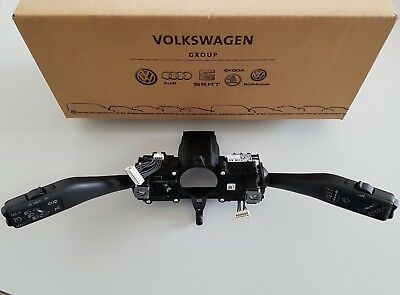 original VW Schalter 5K0953502N für Tempomat cruise speed control switch