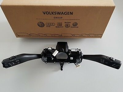 original VW Schalter 5K0953502M für Tempomat cruise speed control switch