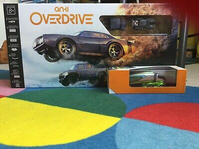 Anki Overdrive Fast And Furious + Freewheel Supertruck - EXCELLENT CONDITION