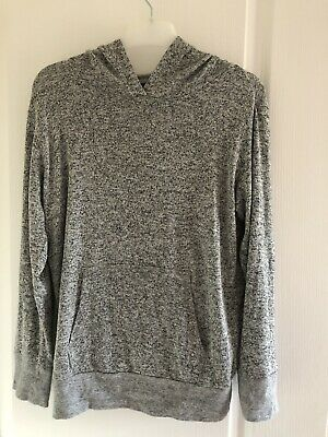 Next Girls Grey Hoodie Age 10