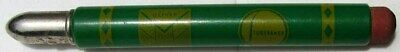 Very Early Original Studebaker & Oliver Bakelite Bullet Advertising Pencil #E172