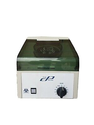 Cole Parmer 17250-10 clinical centrifuge  ROTOR 15 ml benchtop
