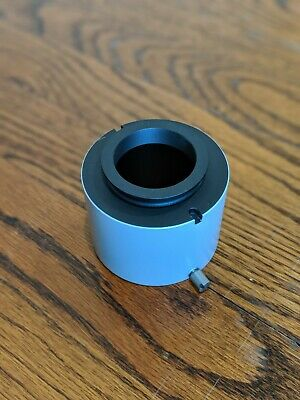 Carl Zeiss 50mm Adapter/Spacer Sleeve for OPMI Surgical Microscope Attachments
