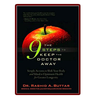 🔥🔥 The 9 Steps to Keep the Doctor Away by Rashid Buttar 🔥🔥 (P.D.F)