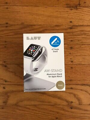 Laut AW-Stand Gold New in sealed box